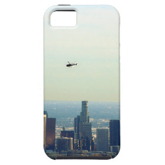 Capa Tough Para iPhone 5 LA e helicóptero