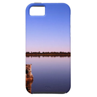 Capa Tough Para iPhone 5 Lago quieto