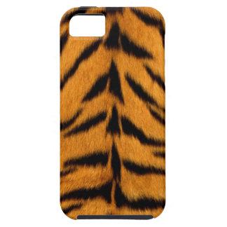 Capa Tough Para iPhone 5 Listras do tigre