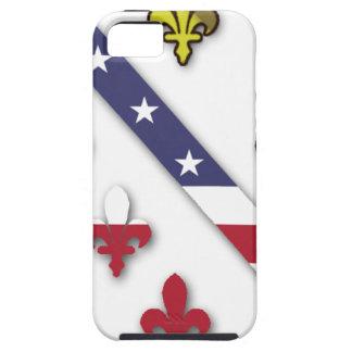 Capa Tough Para iPhone 5 Logotipo feito sob encomenda claro do design da
