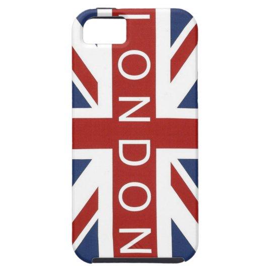 Capa Tough Para iPhone 5 London layer