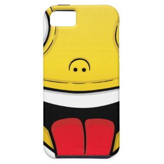 Capa Tough Para iPhone 5 Louco