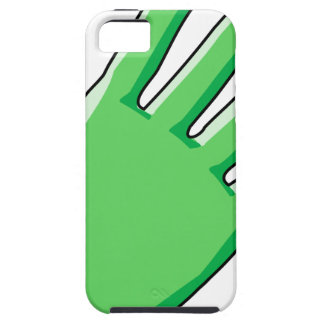 Capa Tough Para iPhone 5 Luva