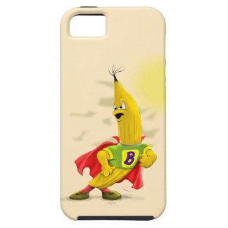 Capa Tough Para iPhone 5 M. SE ESTRANGEIRO de CARTOONiPhone da BANANA +