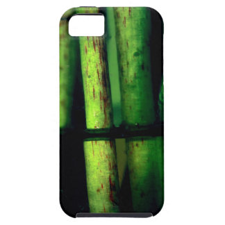 Capa Tough Para iPhone 5 Macro verde