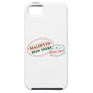 Capa Tough Para iPhone 5 Maldives feito lá isso