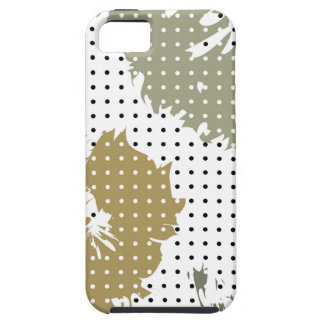 Capa Tough Para iPhone 5 Manchado