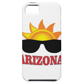 Capa Tough Para iPhone 5 máscaras da arizona yeah