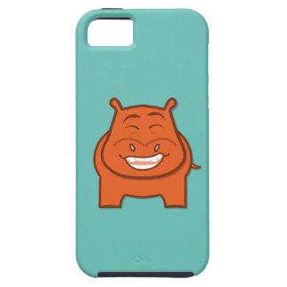 Capa Tough Para iPhone 5 Mascote Expressively brincalhão do bondswell de