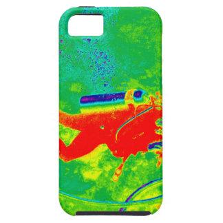 Capa Tough Para iPhone 5 Mergulhador de mergulhador de Havaí