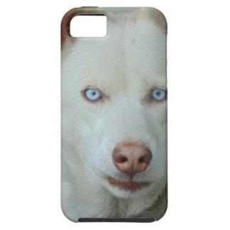 Capa Tough Para iPhone 5 Meus olhos de Mona lisa