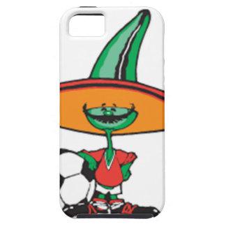 Capa Tough Para iPhone 5 México bonito, design,