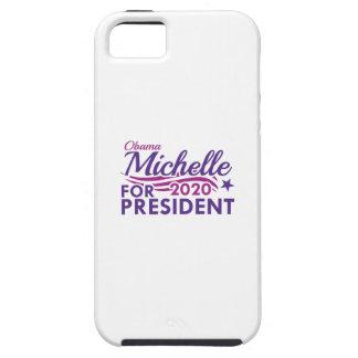 Capa Tough Para iPhone 5 Michelle Obama 2020