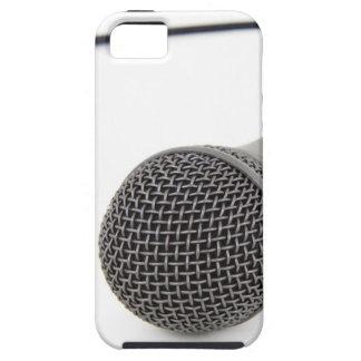 Capa Tough Para iPhone 5 Microfone do estúdio