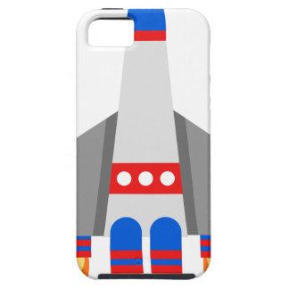 Capa Tough Para iPhone 5 Navio de espaço
