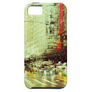 Capa Tough Para iPhone 5 New York 2