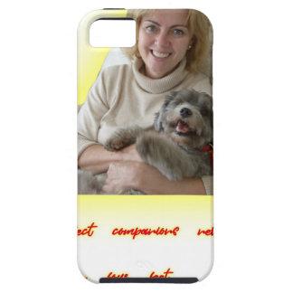 Capa Tough Para iPhone 5 Nossos companheiros perfeitos
