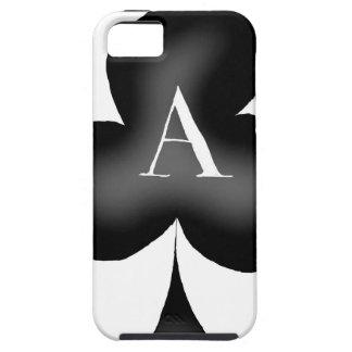 Capa Tough Para iPhone 5 O ás de clubes por Tony Fernandes