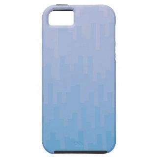 Capa Tough Para iPhone 5 O azul desvanece-se