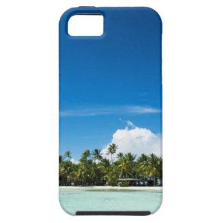 Capa Tough Para iPhone 5 O exemplo do iPhone 5 da ilha