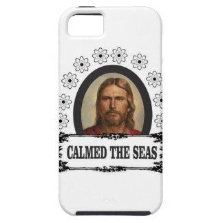 Capa Tough Para iPhone 5 o jc acalmou os mares
