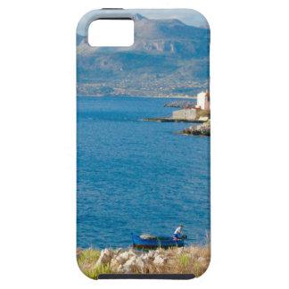 Capa Tough Para iPhone 5 O pescador siciliano