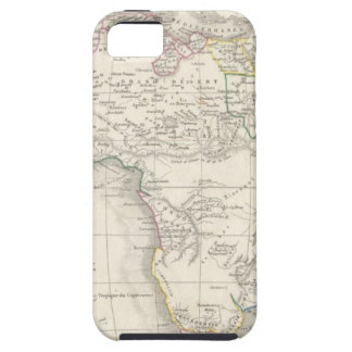 CAPA TOUGH PARA iPhone 5 OLD AFRICA MAPS