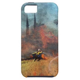 Capa Tough Para iPhone 5 Os sapadores-bombeiros são nossos heróis