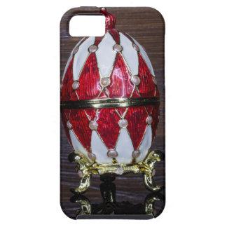 Capa Tough Para iPhone 5 Ovo do Harlequin
