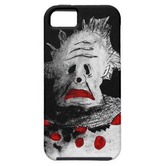 Capa Tough Para iPhone 5 Palhaço assustador