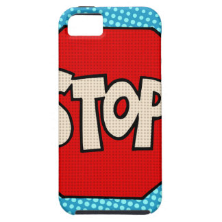 Capa Tough Para iPhone 5 Parada