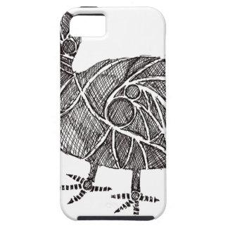 Capa Tough Para iPhone 5 Pássaro do Dodo