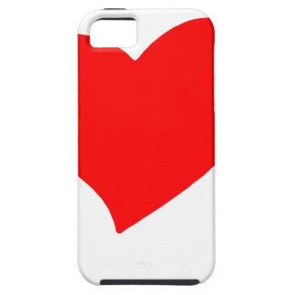 Capa Tough Para iPhone 5 paz love4