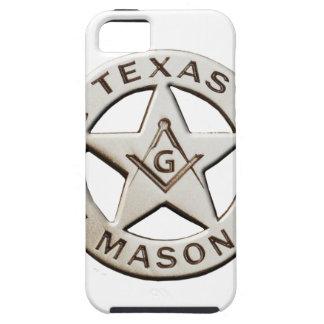 Capa Tough Para iPhone 5 Pedreiro de Texas