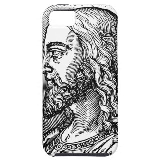 Capa Tough Para iPhone 5 Perfil do Jesus Cristo