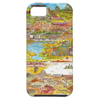 Capa Tough Para iPhone 5 Peru & Bolivia (iPhone 5)
