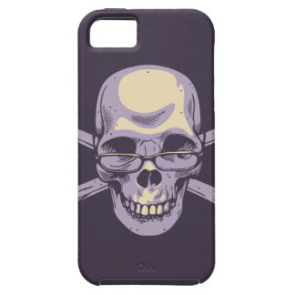 Capa Tough Para iPhone 5 Pirata Nerdy