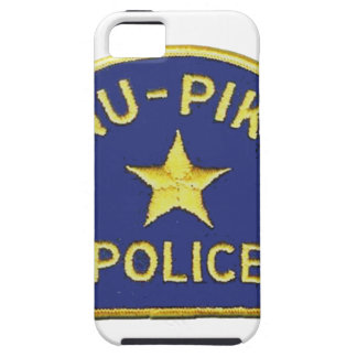 Capa Tough Para iPhone 5 Polícia de NU-Pike