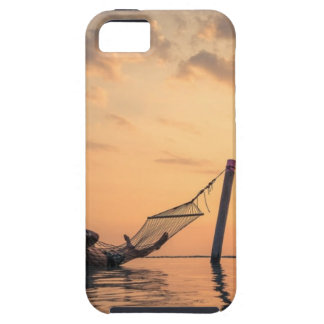 Capa Tough Para iPhone 5 Por do sol de Bali