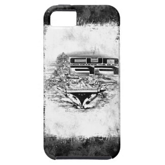 Capa Tough Para iPhone 5 Porta-aviões George H.W. Bush