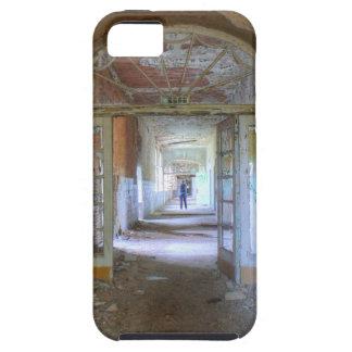Capa Tough Para iPhone 5 Portas e corredores 03,0, lugares perdidos,