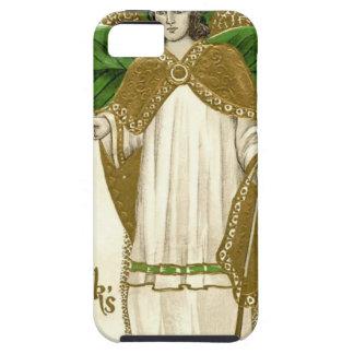 Capa Tough Para iPhone 5 Poster velho bonito de patrick de santo