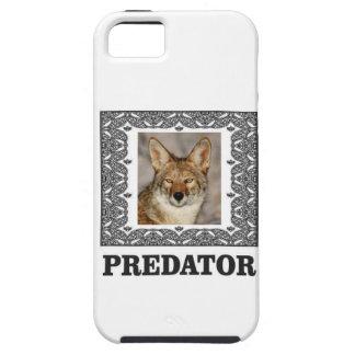 Capa Tough Para iPhone 5 Predador afiado