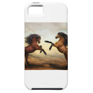 Capa Tough Para iPhone 5 Presentes do cavalo