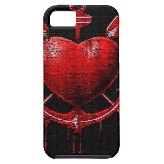 Capa Tough Para iPhone 5 produtos personalizados do corinthians