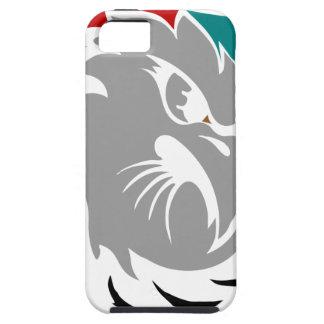 Capa Tough Para iPhone 5 Protetor da protecção de segurança do falcão