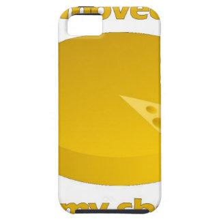 Capa Tough Para iPhone 5 Quem moveu o queijo