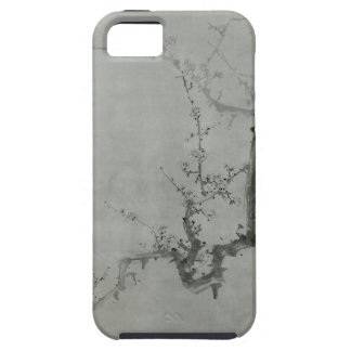 Capa Tough Para iPhone 5 Ramo da ameixa - Yi Yuwon