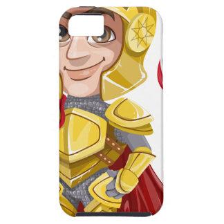 Capa Tough Para iPhone 5 Rei príncipe Armadura