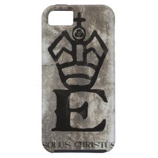 CAPA TOUGH PARA iPhone 5 RESISTA SOLUS CHRISTUS